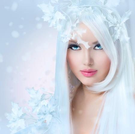 123 white wig