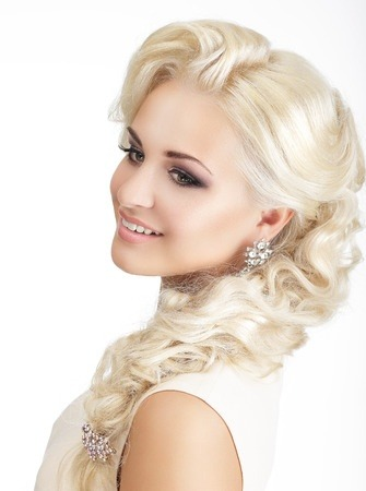 Plait hairstyle