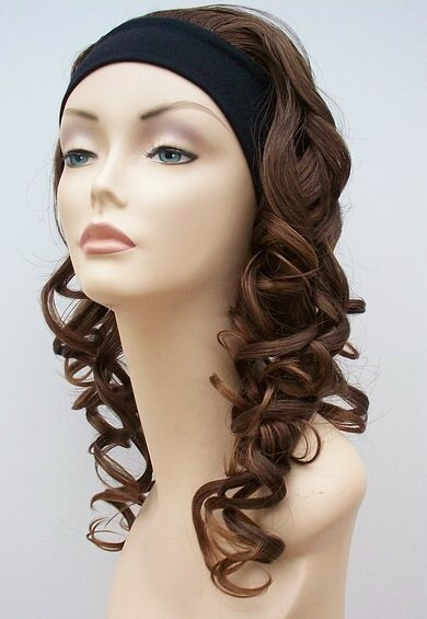 Curly Headband Wig Adiva Wig Store Uk