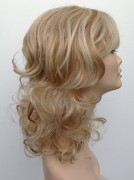Blonde timeless chic wig 2