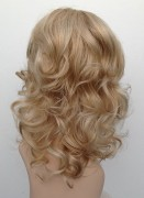 Blonde timeless chic wig 3