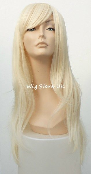 Crystal superblonde wig