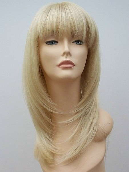 Long Blonde wig Jo