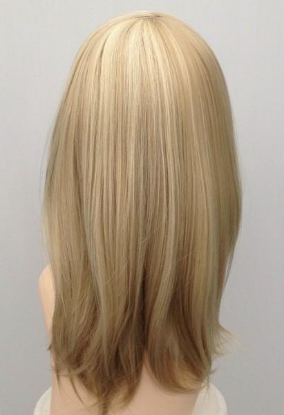 Mid Length Blonde Wig Amber (2)