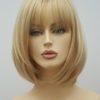 blonde wig Angel