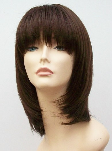 Mid Length Wigs