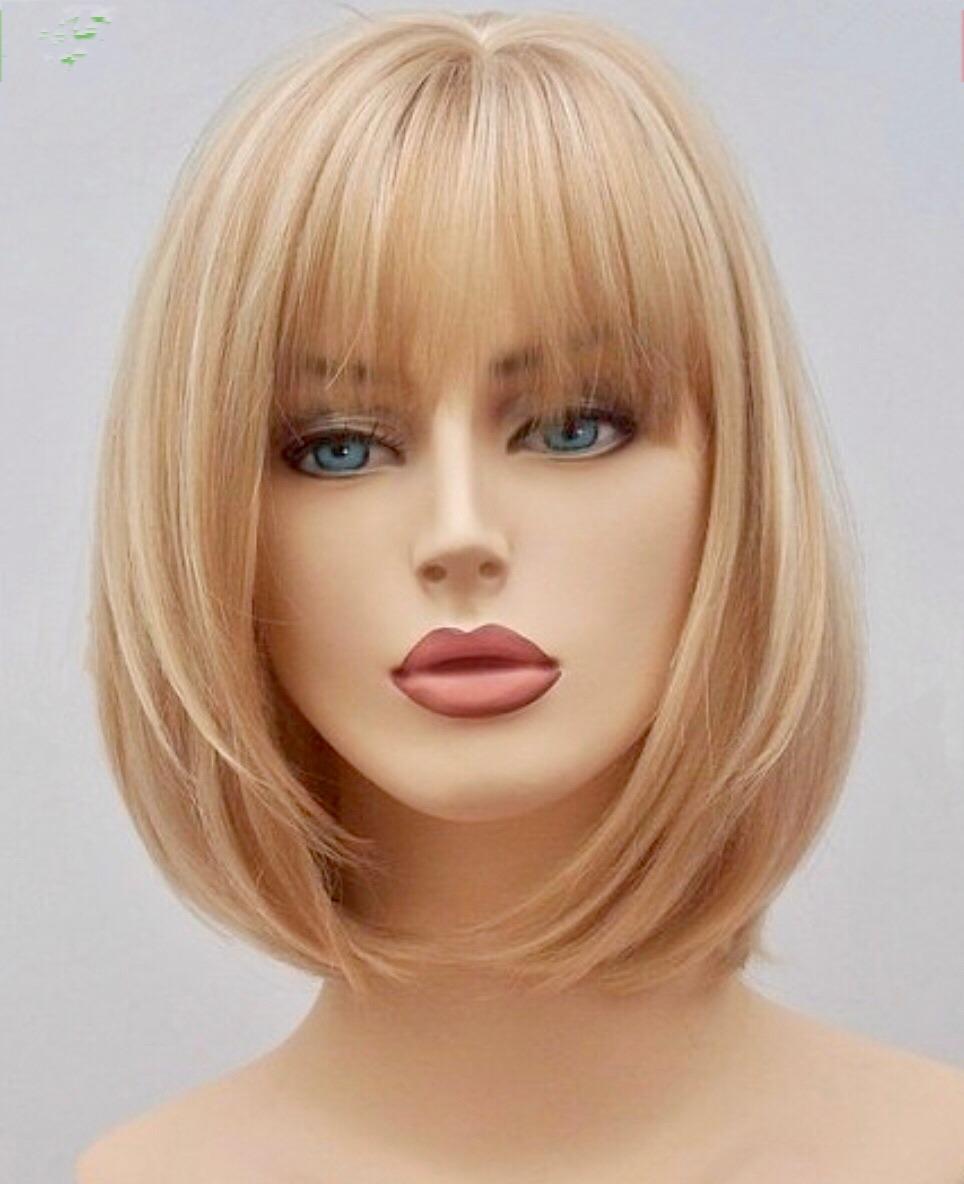 Angel Blonde bob wig