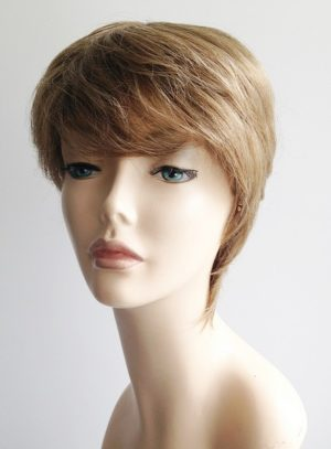 Honey ladies short wig