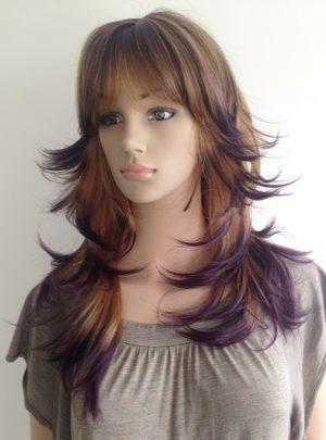 Funky Alissa wig