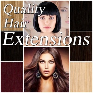 Hair Extensions & Wig Caps