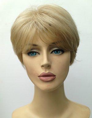 Ladies short blonde wig Andrea