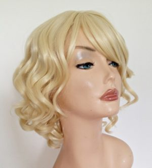 Light blonde wig Sienna