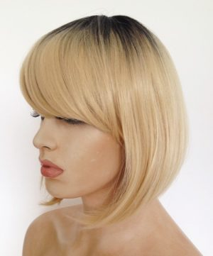 ombre ladies bob wig