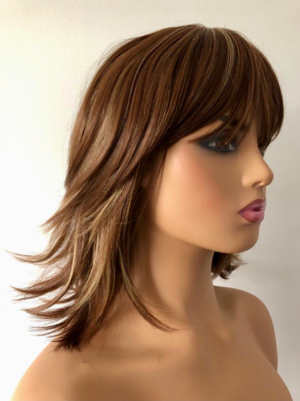 Mid Length Wigs