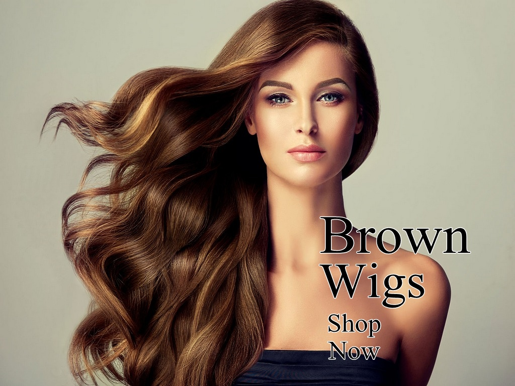 Wigs in all styles and colours from £25 66e998edf