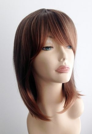 ladies brown wig Pippa