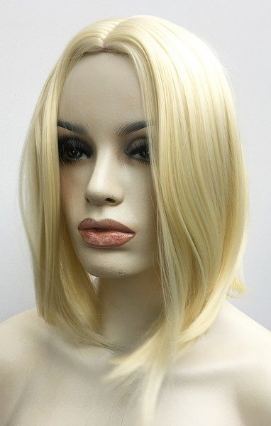 Light blonde bob wig Maisie