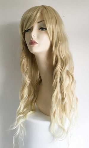 long blonde wig Willow