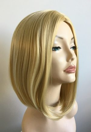 blonde bob wig Faith