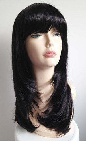 Black Wigs Find Your Perfect Black Wig From Wig Store Uk