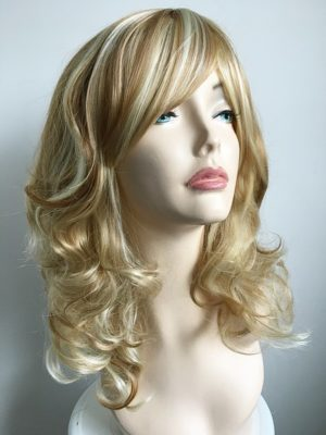 Crystal blonde wig