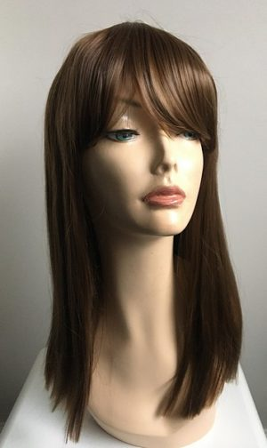 Natasha brown wig