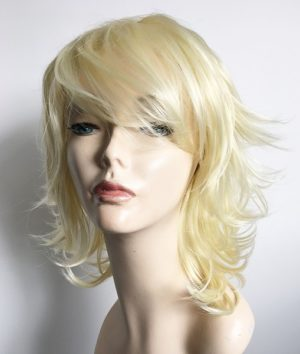 Cassie light blonde wig