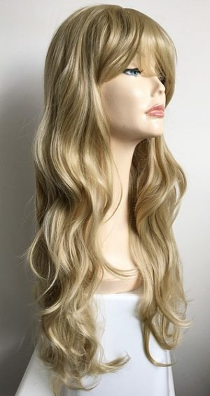 Vanilla blonde wig Savannah