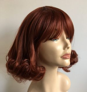 Imogen red wig