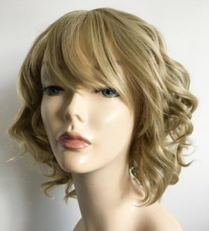 Ash blonde wig Kyra