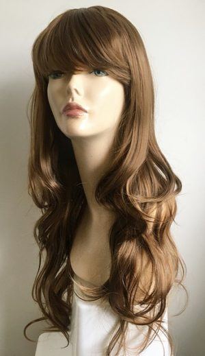 Laura brown wig