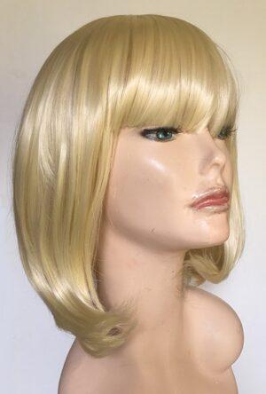 Faye blonde bob