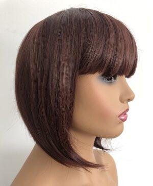 Bob wigs stylish. fashionable modern wigs