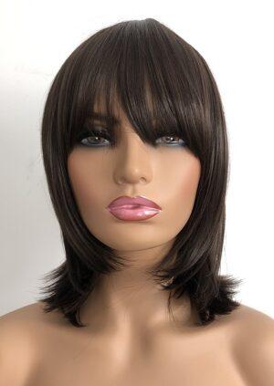 Sasha brown wig