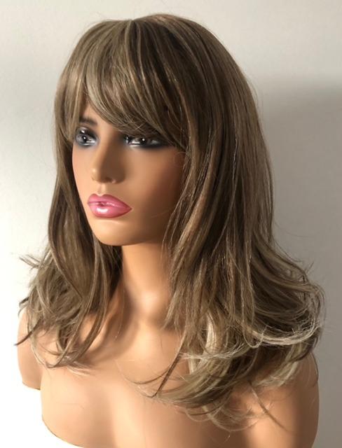 Sandi new wig