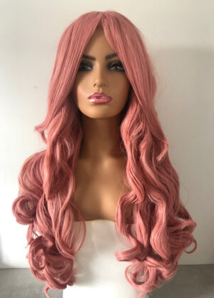 Lolita pink wig