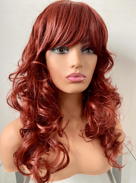 Red wig Ruby